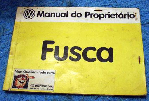 Mesmo os veículso mais antigos apresentam manual de instruções do proprietário com orientações sobre o óleo veicular.